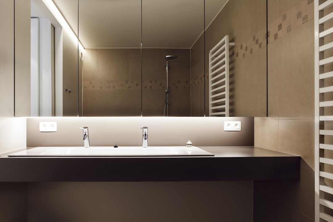 Design badkamer wastafel - Deinze