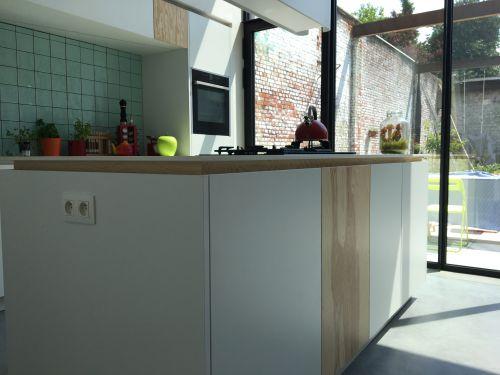 Keuken Eline en Jan detail