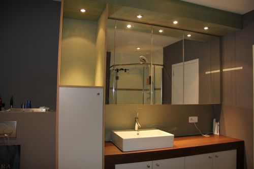 Badkamer op maat in Destelbergen