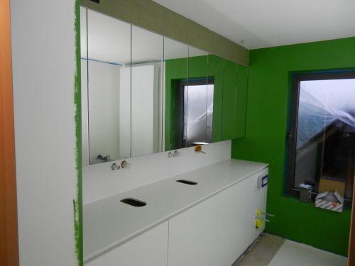 Badkamer op maat in Landegem
