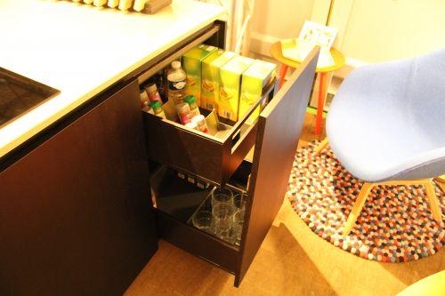Badkamer meubel op de BIS Beurs