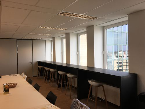 Kantoor inrichting op maat in Gent