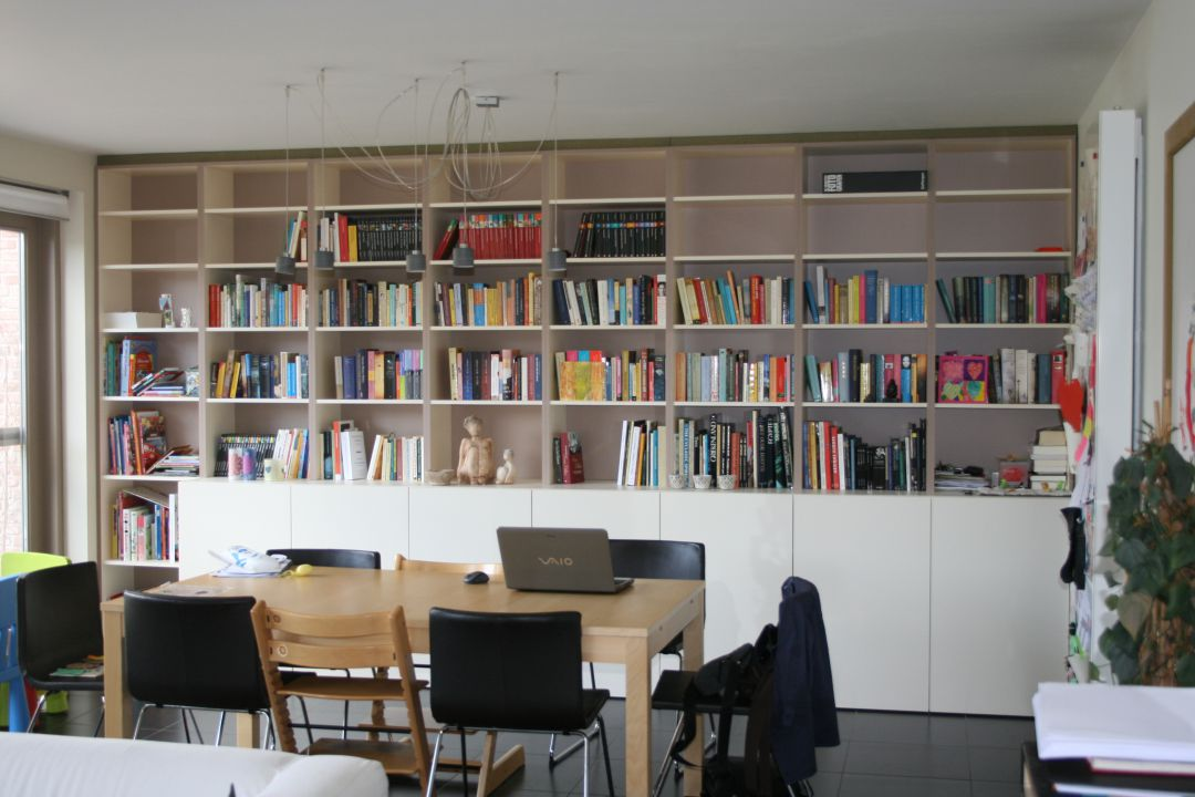 Klassieke boekenkast
