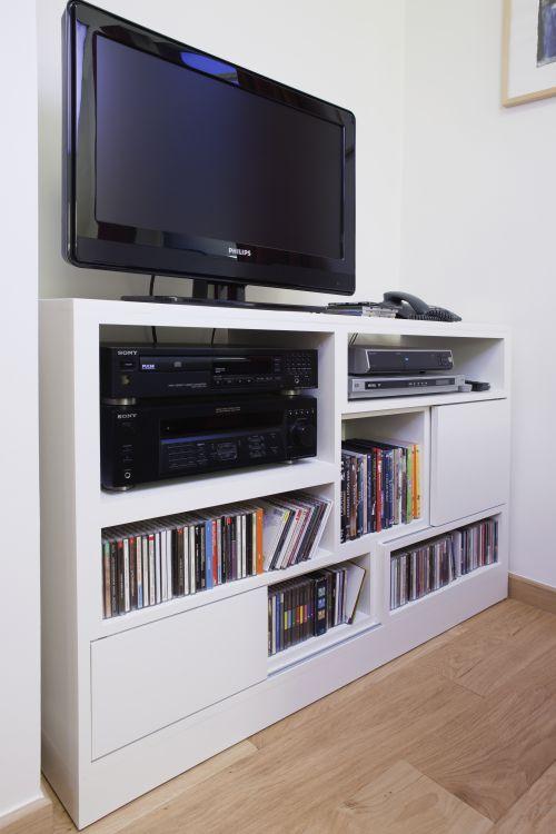 Speels TV meubel op maat