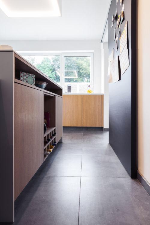 keuken met volkern werkvlak