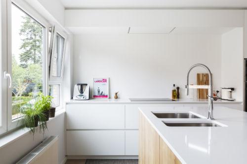 Keuken kraan blanco culina