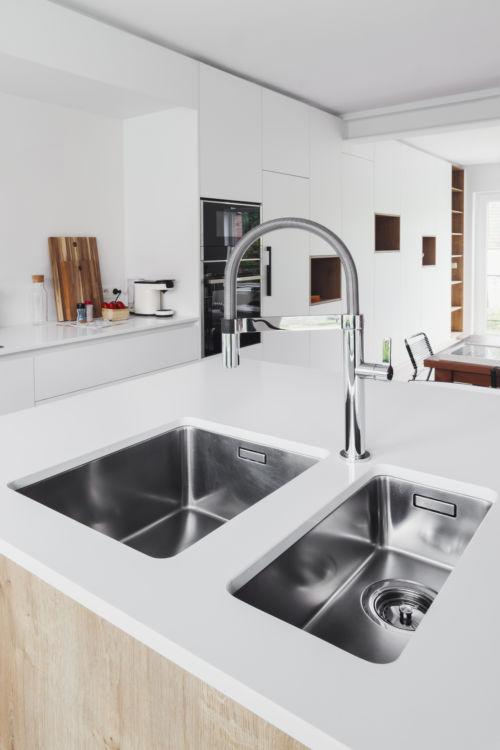 keuken en leefruimte Sint-Denijs Westrem