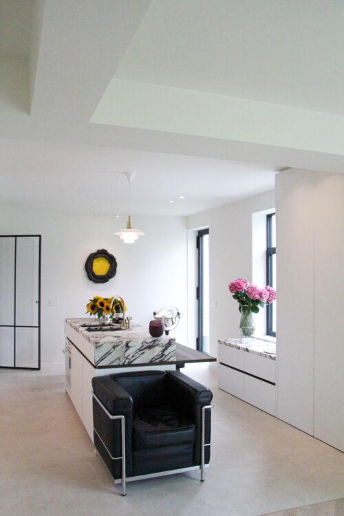 marmeren keuken