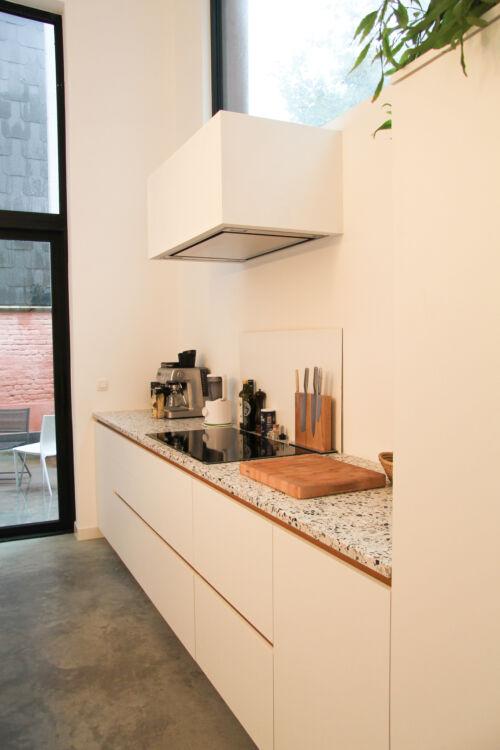terrazzo werkblad