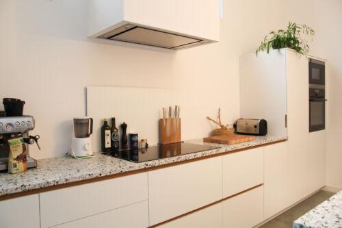 lichtrijke keuken