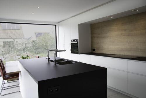 Strakke/ gezellige keuken